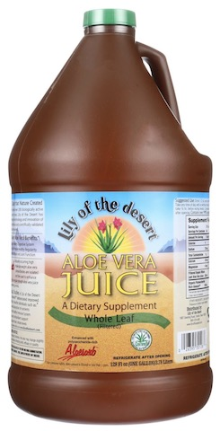 Image of Aloe Vera Juice (Whole Leaf)