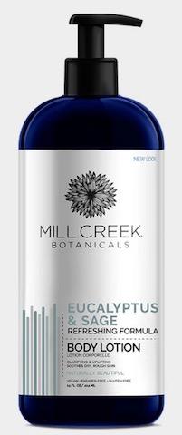 Image of Body Lotion Eucalyptus & Sage