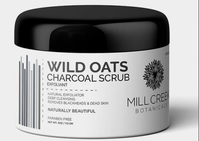 Image of Wild Oats Charcoal Scrub