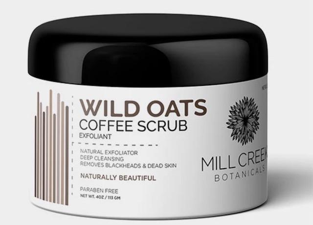 Image of Wild Oats Coffee Scrub