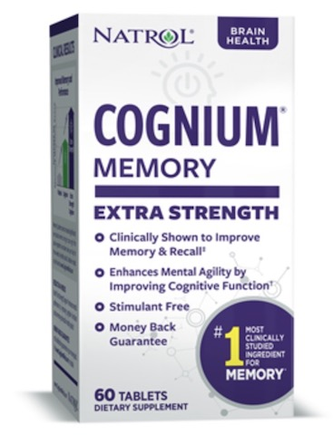 Image of Cognium (Memory) Extra Strength