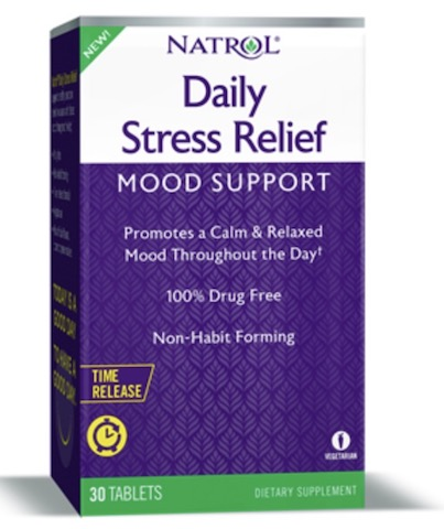 Image of Daily Stress Relief (Time Release)