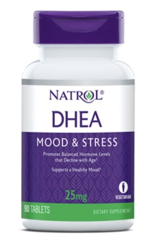Image of DHEA 25 mg Tablet