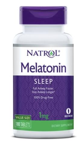 Image of Melatonin 1 mg