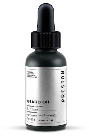 Image of Beard Oil Masai