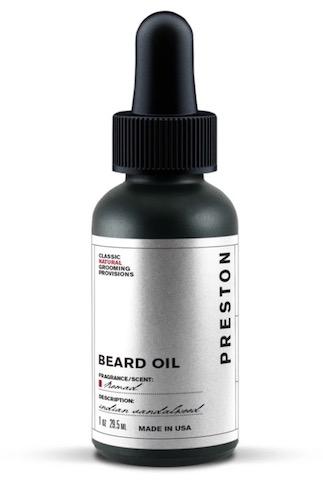 Image of Beard Oil Nomad