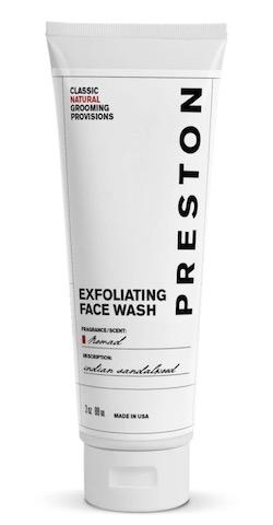Image of Exfoliating Face Wash Nomad