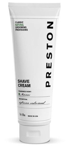 Image of Shave Cream Masai