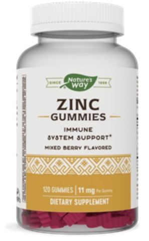 Image of Zinc Gummies 11 mg