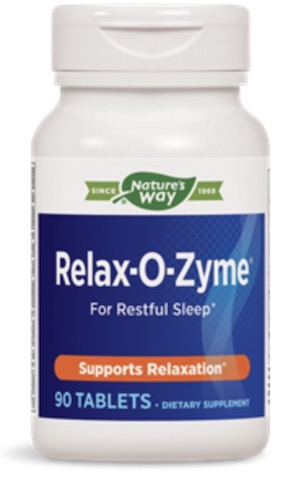 Image of Relax-O-Zyme for Restful Sleep