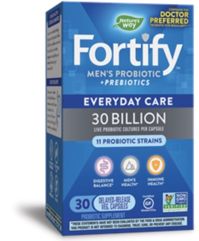 Image of Fortify Men's 30 Billion Daily Probiotic