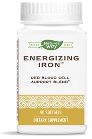 Image of Energizing iron
