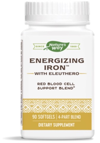 Image of Energizing Iron with Eleuthero