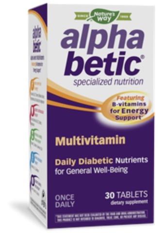 Image of alpha betic Multivitamin