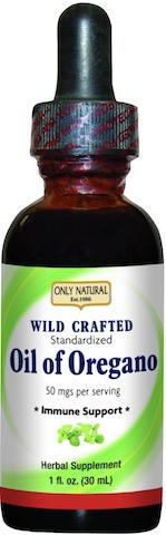 Image of Oil of Oregano Wildcrafted Liquid