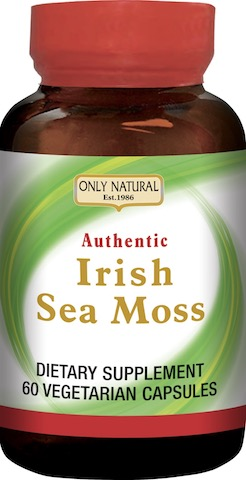 Image of Irish Sea Moss 500 mg Capsule
