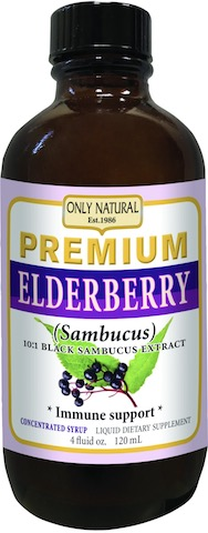 Image of Elderberry Syrup