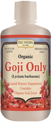 Image of Goji Only Liquid Organic