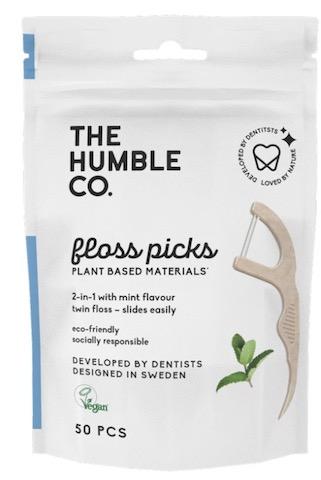 Image of Dental Floss Picks Mint