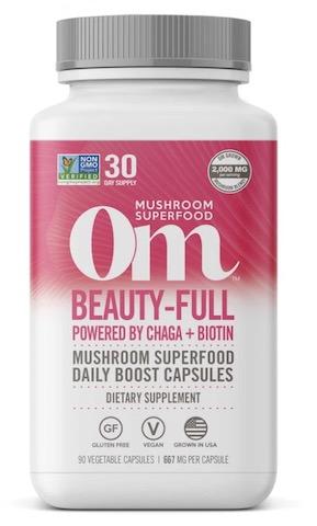 Image of Beauty-Full Mushroom Blend Capsule