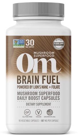 Image of Brain Fuel Mushroom Blend Capsule