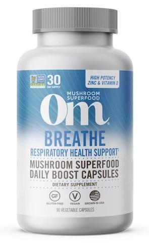 Image of Breathe Mushroom Blend Capsule