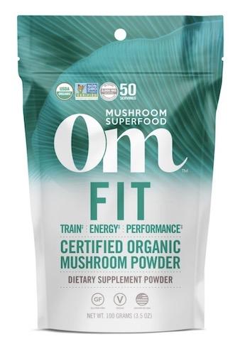 Image of Fit Mushroom Blend Powder Organic