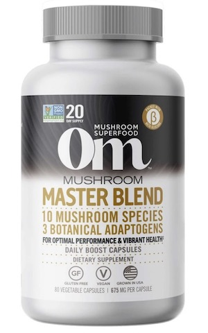 Image of Master Blend Mushroom Capsule