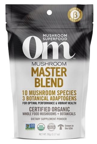 Image of Master Blend Mushroom Powder Organic