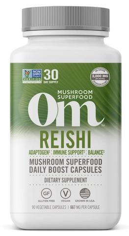 Image of Reishi Mushroom Capsule