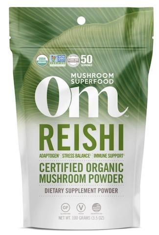 Image of Reishi Mushroom Powder Organic