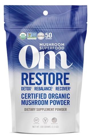 Image of Restore Mushroom Blend Powder Organic