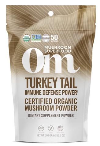 Image of Turkey Tail Mushroom Powder Organic