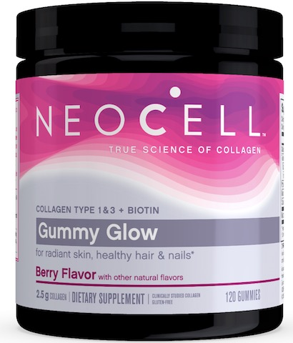 Image of Gummy Glow Collagen Berry