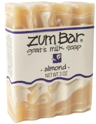 Image of ZUM Bar Goat Milk Soap Almond
