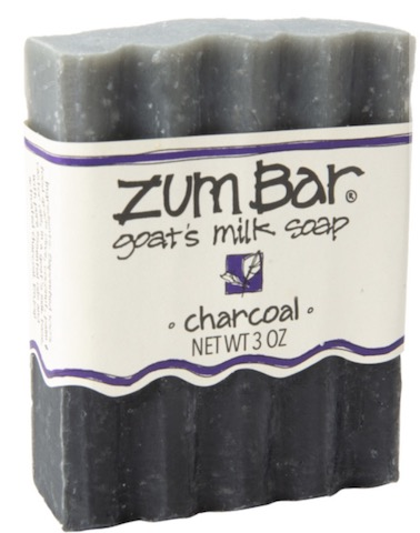 Image of ZUM Bar Goat Milk Soap Charcoal
