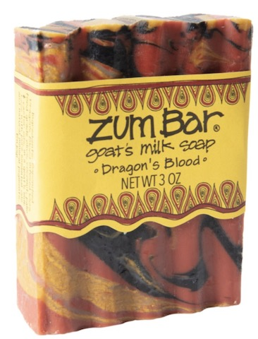 Image of ZUM Bar Goat Milk Soap Dragon's Blood