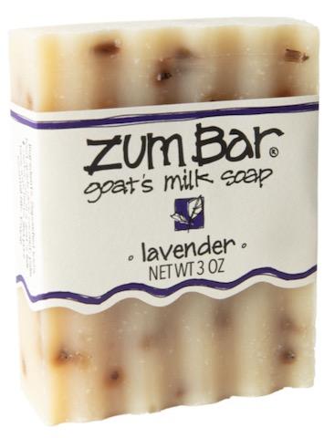 Image of ZUM Bar Goat Milk Soap Lavender