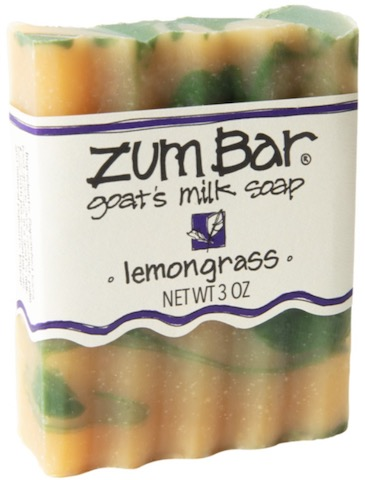 Image of ZUM Bar Goat Milk Soap Lemongrass