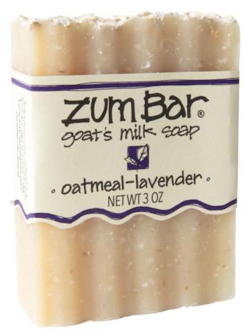 Image of ZUM Bar Goat Milk Soap Oatmeal-Lavender