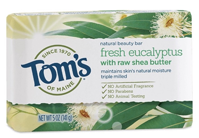 Image of Natural Beauty Bar Fresh Eucalyptus
