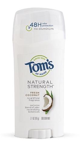 Image of Deodorant Stick Natural Strength Fresh Coconut
