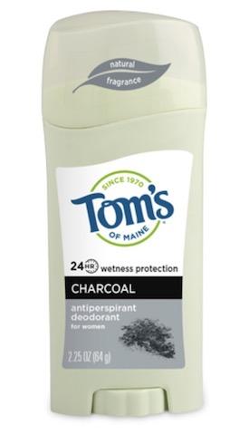 Image of Deodorant Stick Women's Antiperspirant Charcoal
