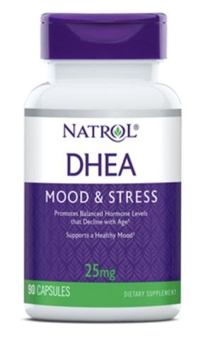 Image of DHEA 25 mg Capsule