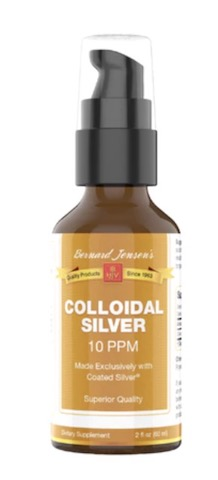 Image of Colloidal Silver 10 PPM