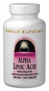 Image of Alpha Lipoic Acid 300 mg Capsule