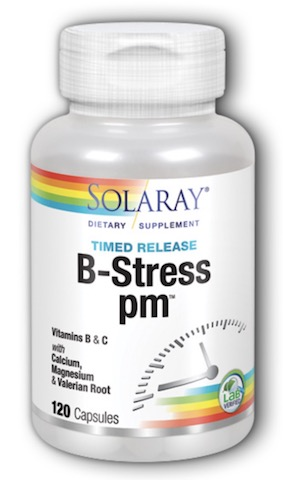 Image of B-Stress pm Timed Relese