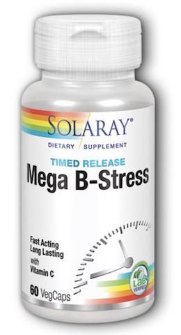 Image of Mega B-Stress Timed Release