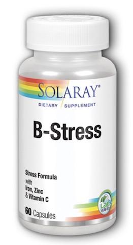 Image of B-Stress plus Iron and Zinc