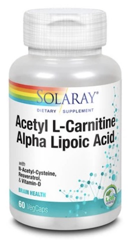 Image of Acetyl L-Carnitine & Alpha Lipoic Acid